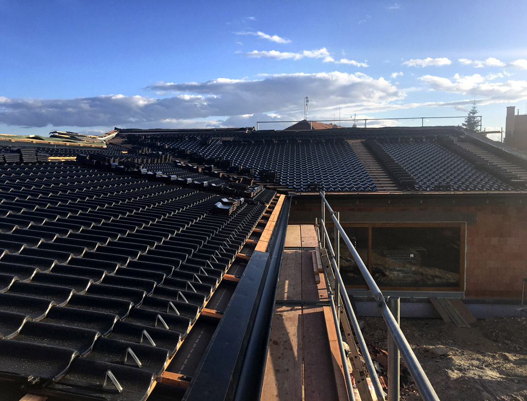 DELTA-ALPINA – bezpečí pro šikmé střechy s nízkým sklonem