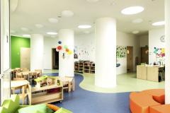 Světlovody Lightway vMateřské škole Stodůlky vPraze 5