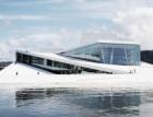Architektka studia Snøhetta Jenny B. Osuldsen přijíždí do Prahy