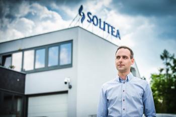 Tomáš Komárek, odborníkem z IT společnosti Solitea Česká republika