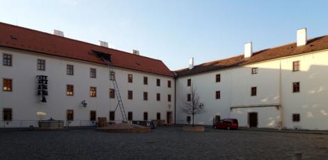 Taška Bramac Opál na Špilberku