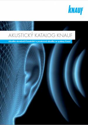 Akustický katalog Knauf