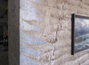 Obr. 4: Roh ostění zesílený pomocí cementu