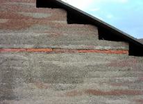 Obr. 23: Venkovní schodiště v Nordhausenu ve výstavbě