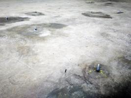 Obr. 8: Injektovaná podlaha