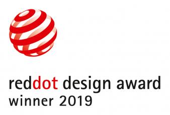 Red Dot Award 2019 pro panoramatickou fasádu Schüco FWS 35 PD a další produkty Schüco