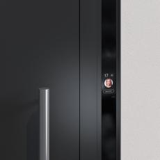 Ovládání dveří Schüco DCS SmartTouch