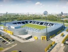 Hradec Králové vypíše třetí tendr na fotbalový stadion