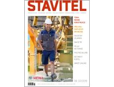 Stavitel 06–07/2019 s přílohou Employer Branding