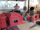 Centrum stavitelského dědictví Plasy má novou výstavu o statice