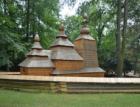 Hradec Králové po opravě otevřel dřevěný kostel se 17. století