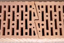 Heluz AKU Z 17,5 broušená, detail
