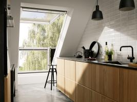 Střešní balkón VELUX Cabrio®