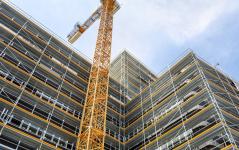 Nové systémové díly pro stavebnici PERI UP (fasádní lešení PERI UP Easy a modulové lešení PERI UP Flex)