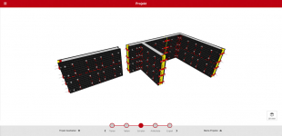 DUO Planner – aplikace pro snadné navrhování lehkého univerzálního bednění