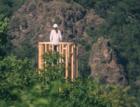 """Studenti architektury vytvořili pro Libčice """"iniciační bod"""" – stožár s výhledem"""