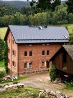 Nejzajímavější objekt – PREFA velkoformátové krytiny – Rodinný dům, Nýrsko – Proffi – střecha Plzeň