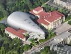 Soutěž na koncertní halu Ostravy vyhrálo studio architekta Stevena Holla