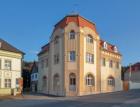 Oprava secesní kampeličky v Nečtinách na Plzeňsku
