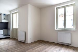 Dokončené interiéry