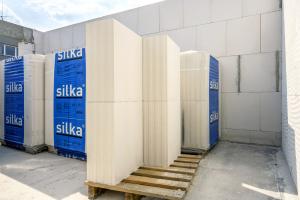 Vlastnosti vápenopískových bloků Silka Tempo a možnosti využití na stavbách