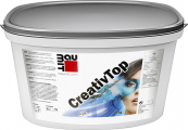 Produkty Baumit pro kreativní techniky úpravy fasád