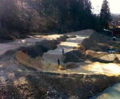 Recyklace v praxi – výstavba BMX dráhy Zábřeh s využitím recyklátů