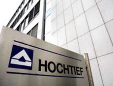 Firmě Hochtief CZ klesl zisk o třetinu, tržby vzrostly