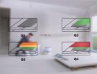 Stupně kvality tmelení povrchů Q1–Q4 podle firmy Knauf