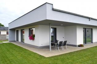 Okna PROGRESS firmy DAFE-PLAST pro pasivní dům