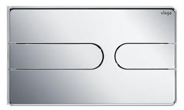 Jemné geometrické tvary vládnou koupelnám čím dál více, což zohledňuje ovládací deska Visign for Style 23. Se svými změkčenými tvary a úhly potvrzuje, že trend směřuje k bydlení, které vzbuzuje emoce. Pěkným designovým detailem je u této ovládací desky linka tlačítek až k vnějšímu okraji. Deska se zaoblenými rohy připomíná svým tvarem tablet nebo chytrý telefon. S deseti barevnými variantami, volitelně tón v tónu nebo v kontrastním dvoubarevném provedení nabízí Visign for Style 23 rozmanité možnosti pro jedinečnou koupelnovou architekturu.