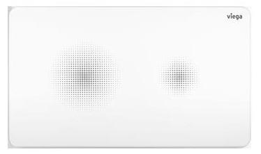 Senzitivní ovládací deska Visign for Style 25 funguje kompletně bezdotykově a dává to jednoznačně najevo. Celá deska je čistě bílá, pouze s rastrovanými světelnými body, které symbolizují ovládací pole – tlačítka. Lak s dosvitovým efektem se přes den nabíjí (i při umělém osvětlení) a slouží jako působivé světlo pro orientaci ve tmě. Tvar a úprava této bezdotykové ovládací desky Visign má zcela vědomě připomínat vzhled moderního chytrého telefonu. Senzitivní deska Visign for Style 25 je zkrátka synonymum pro bezdotykovou eleganci.