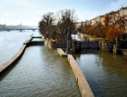 Úřad povolil stavbu plavební komory u Dětského ostrova v Praze