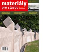 Materiály pro stavbu 6/2019