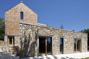Vinohradnický dům v Nitře s materiály RHEINZINK