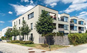 Projekt Modřanský Háj s okny REHAU