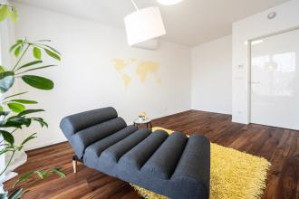 Dřevěné podlahy Kährs v projektu Vily Švédské kříže