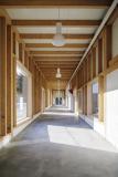 Převýšený prostor vestibulu