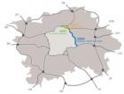 Praha změnila projekt vnitřního okruhu navazujícího na Blanku