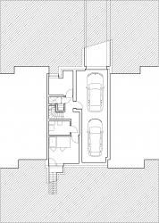 Půdorysy řadového domu