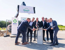 HSF System staví v Praze velkokapacitní sklad pro distributora léčiv Phoenix