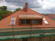 Střecha Bramac pro nový Přístav kutnohorské charity