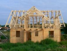 Počet dřevostaveb roste, tvoří už 16 % nových rodinných domů