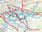 Praha si nechá udělat projekt stavby Hostivařské spojky od Pragoprojetu a Pontexu