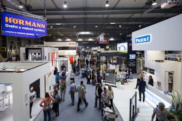 791 vystavovatelů ze 17 zemí na ploše 39 402 m²