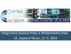 Konference Chytrá a čistá mobilita Prahy a měst ČR a dopravní fórum Integrovaná doprava Prahy a Středočeského kraje – shrnutí