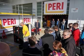 Produktové dny firmy PERI