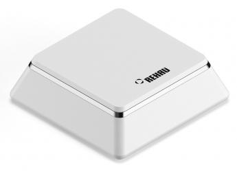 Do systému mohou být integrovány další detektory RE.GUARD, které mohou být umístěny například v blízkosti pračky nebo myčky nádobí a komunikují bezdrátově