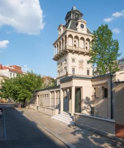 Vodárenská věž s observatoří