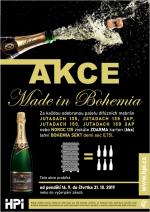 Akce HPI-CZ Made in Bohemia – za odběr membrán Jutadach karton sektu Bohemia